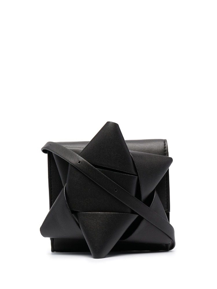 GIFT BOW WALLET WITH STRAP - 아데쿠베