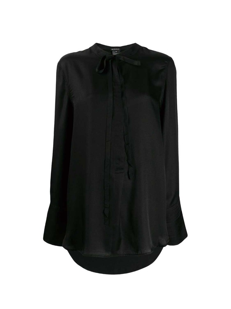SYNTHETIC RAYON BLOUSE - 아데쿠베