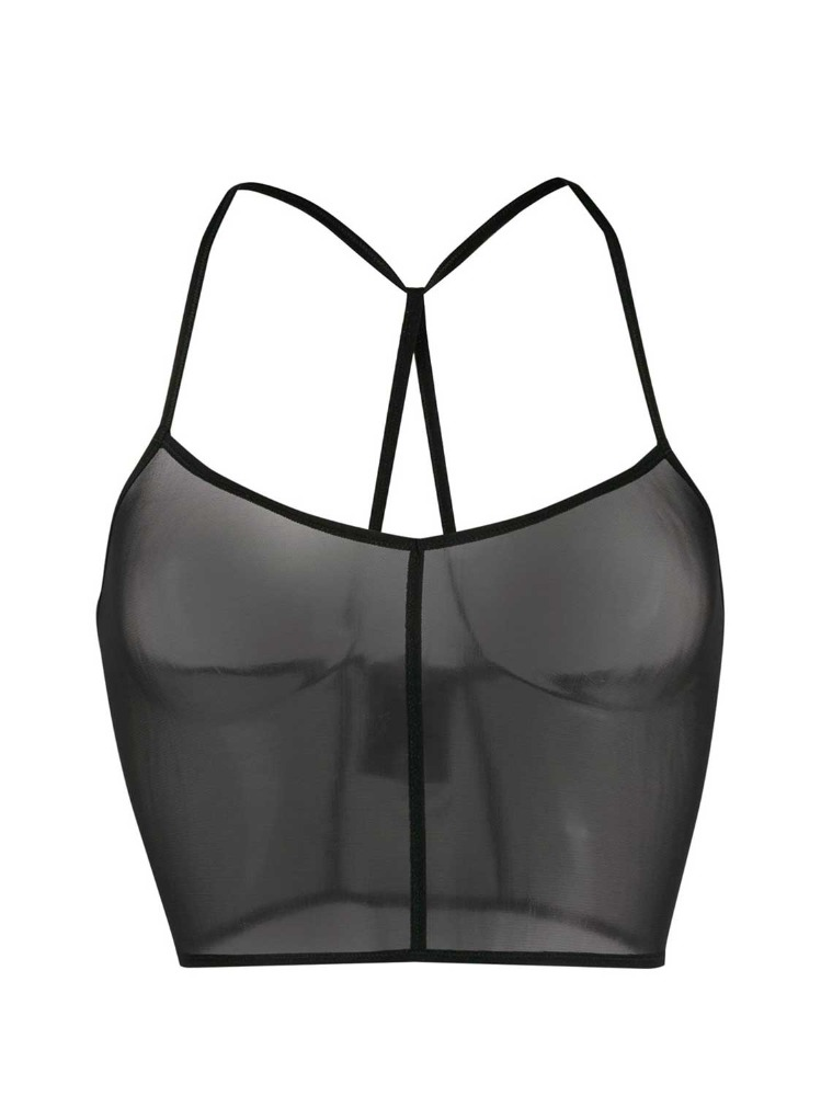BACK TWISTING SOFT BRALETTE - 아데쿠베