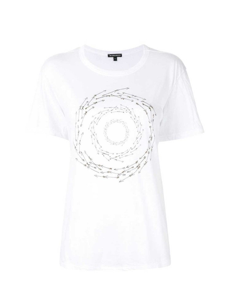 ARROWS PRINT T-SHIRT - 아데쿠베