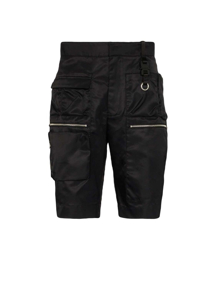 ALYX | BLACK MULTIPOCKET SHORT - 아데쿠베