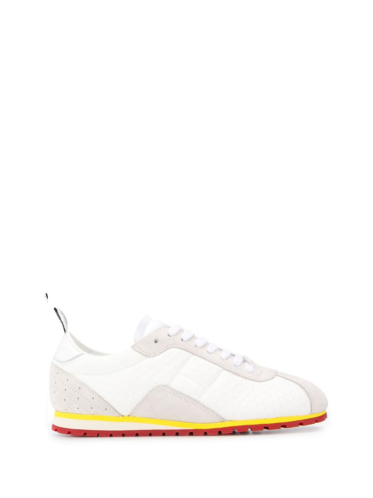 MM6 블록 스니커즈 운동화  WHITE COLOUR BLOCK SNEAKERS - 아데쿠베