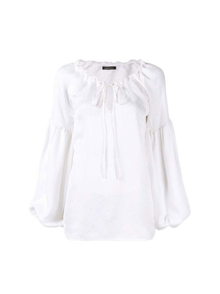 SHIRT IN JAQUARD - 아데쿠베