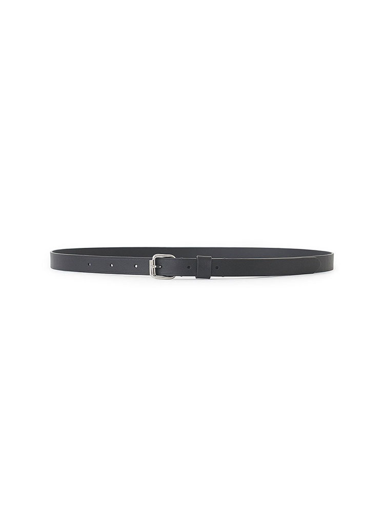 LOGO SLIM BELT - 아데쿠베