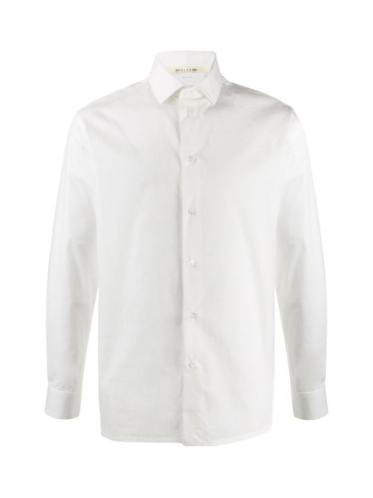 CLASSIC BUTTON UP COTTON SHIRT - 아데쿠베