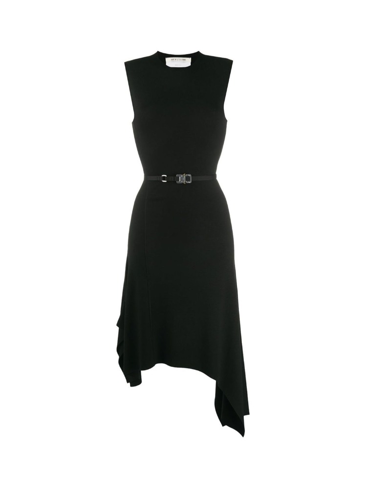 BUCKLE DETAIL 2 WAY DRESS - 아데쿠베