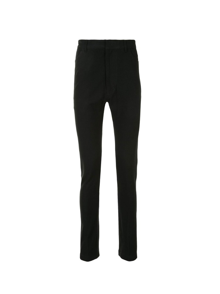 HIGH-WAISTED SKINNY TROUSERS - 아데쿠베