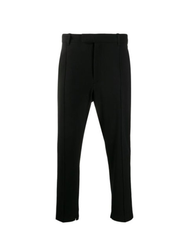 MID-RISE TAILORED TROUSERS - 아데쿠베