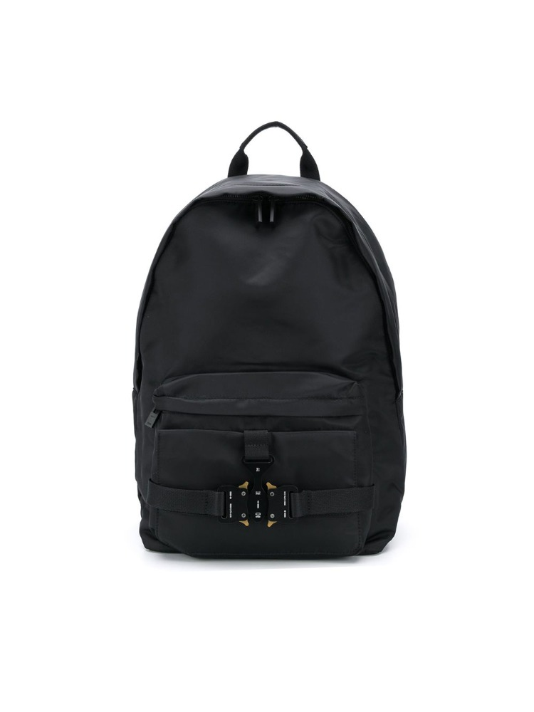 BUCKLE DETAIL MEDIUM BACKPACK - 아데쿠베