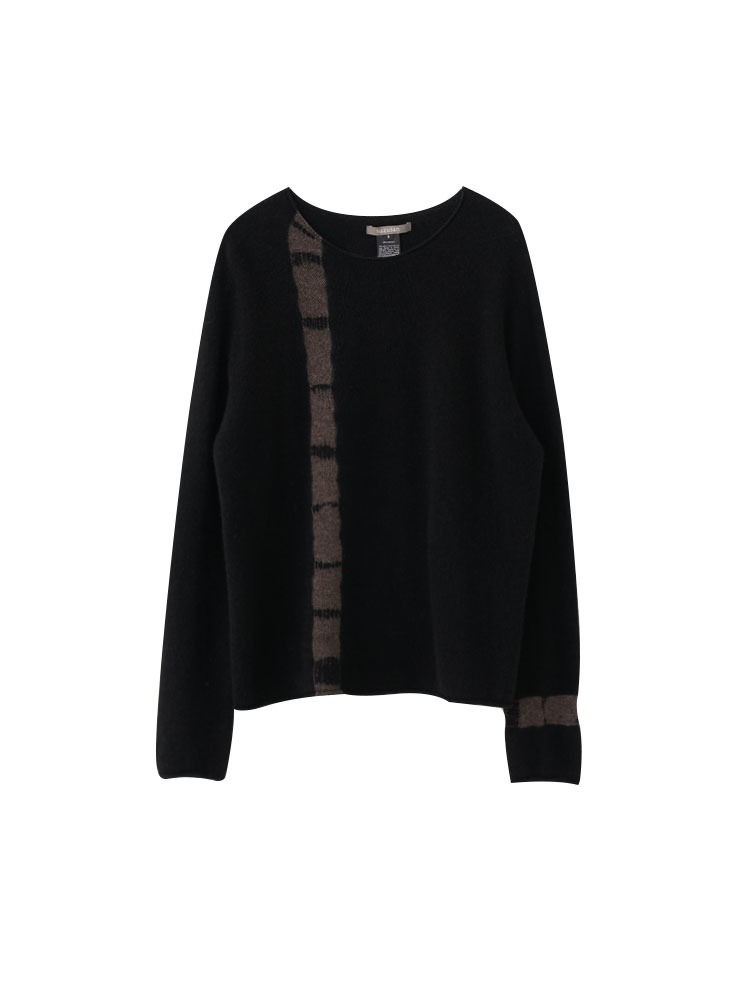 CASHMERE SEAMLESS PULLOVER - LONG - 아데쿠베