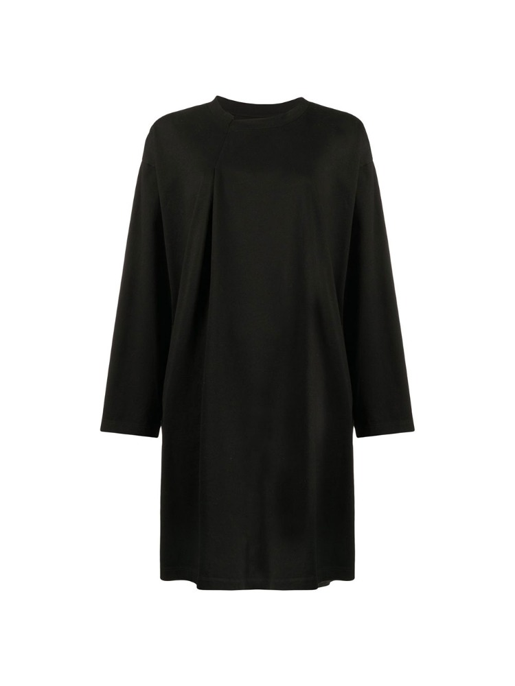 LONG-SLEEVE SHIFT DRESS - 아데쿠베