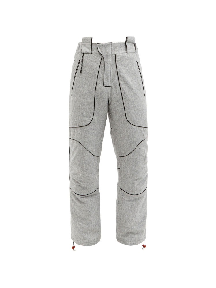 PIN STRIPES HIKING TROUSERS - 아데쿠베