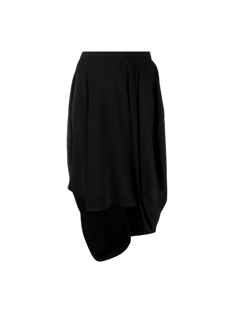 ASYMMETRIC SKIRT - 아데쿠베