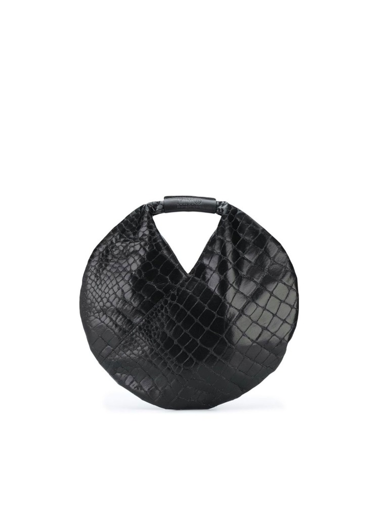 CROCODILE-EMBOSSED JAPANESE TOTE BAG - 아데쿠베