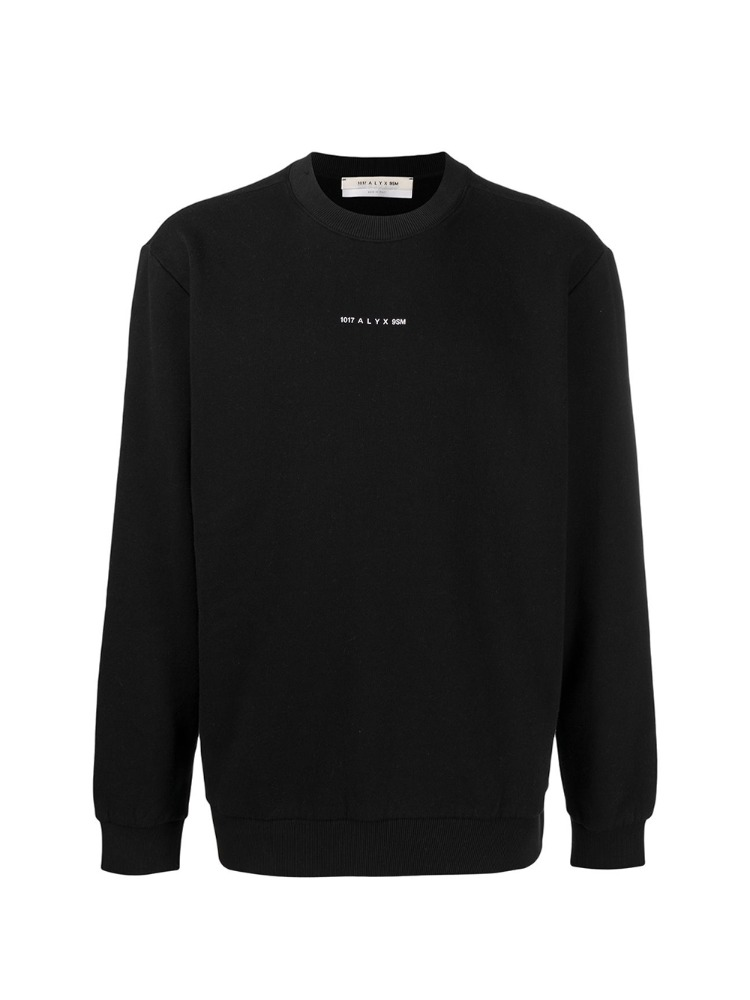 ADDRESS LOGO CREWNECK - 아데쿠베