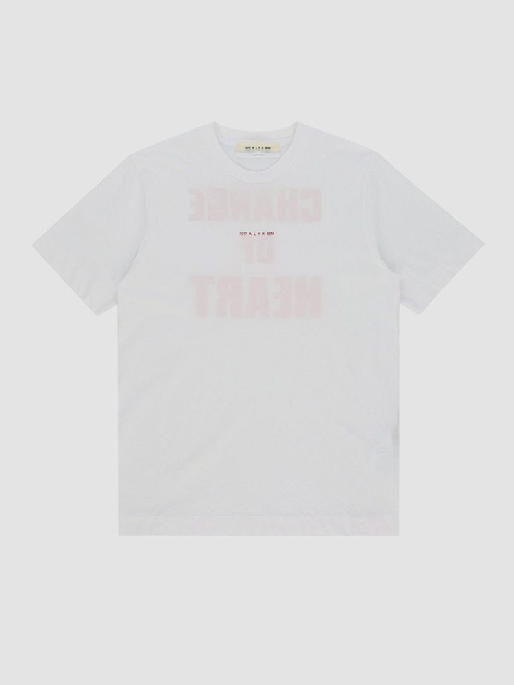 CHANGE OF HEART S/S TREAT ED TEE - 아데쿠베